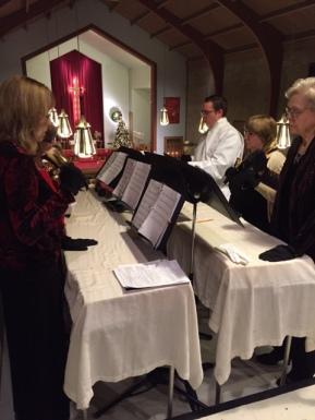 Bell Choir Christmas