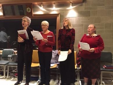 Bethel Choir Christmas
